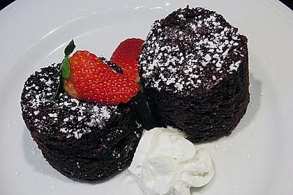 4 Minuten - Nuss - Tassenkuchen für die Mikrowelle 11