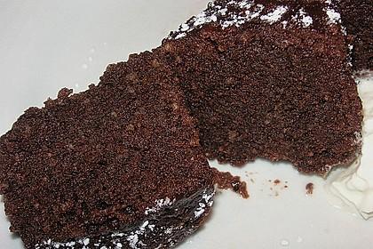 4 Minuten - Nuss - Tassenkuchen für die Mikrowelle 33