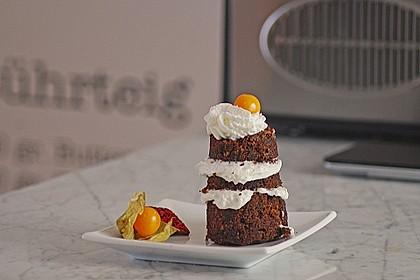 4 Minuten - Nuss - Tassenkuchen für die Mikrowelle 13