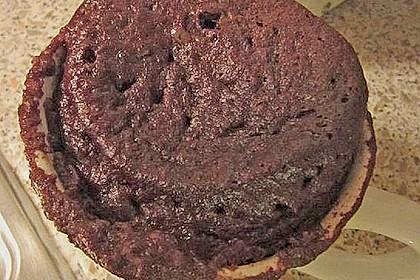 4 Minuten - Nuss - Tassenkuchen für die Mikrowelle 52