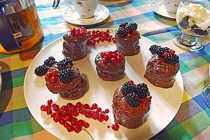 4 Minuten - Nuss - Tassenkuchen für die Mikrowelle 26