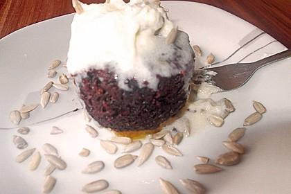 4 Minuten - Nuss - Tassenkuchen für die Mikrowelle 59