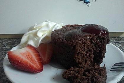 4 Minuten - Nuss - Tassenkuchen für die Mikrowelle 25