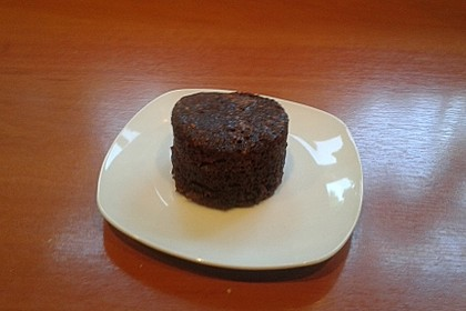 4 Minuten - Nuss - Tassenkuchen für die Mikrowelle 37