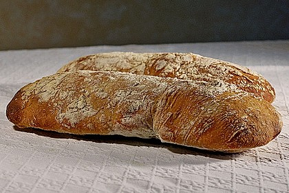 Ciabatta mit Weizensauerteig 4