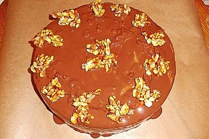 Birnenkuchen mit dem schokoladigsten Schoko - Schokoladen - Schock 9