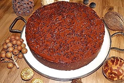 Birnenkuchen mit dem schokoladigsten Schoko - Schokoladen - Schock 7