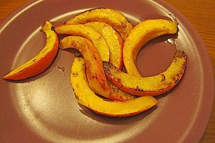 Kartoffel - Kürbis - Wedges 7