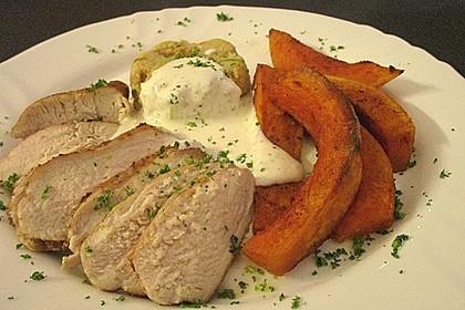 Kartoffel - Kürbis - Wedges 2