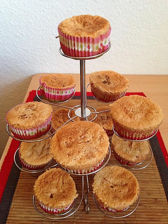 einfache nuss nougat muffins rezept mit bild. Black Bedroom Furniture Sets. Home Design Ideas