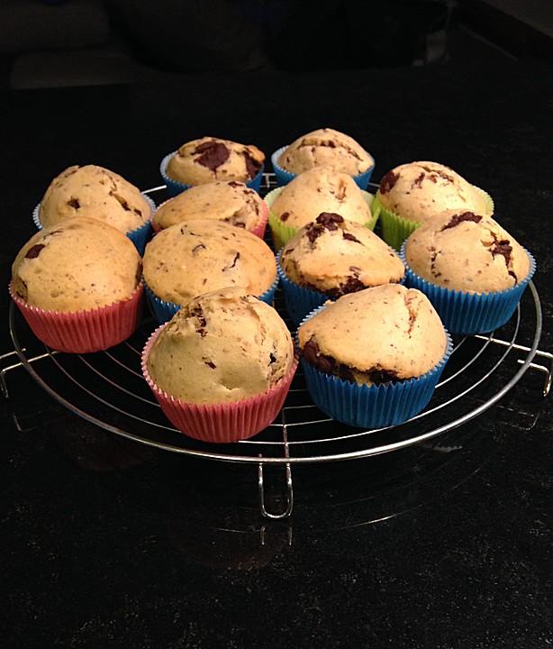 erdnuss schokoladen muffins rezept mit bild. Black Bedroom Furniture Sets. Home Design Ideas