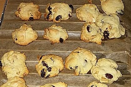 White Chocolate Cranberry Macadamia Cookies 4