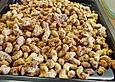 Gebrannte Nüsse mit feiner Currynote
