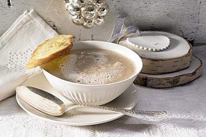 Winterliche Maronensuppe 1