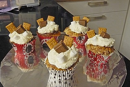 Smores - Muffins 1