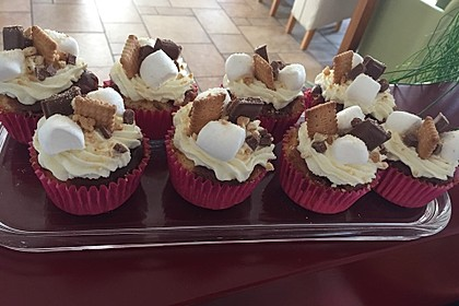 Smores - Muffins