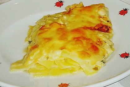 Kartoffelgratin 11