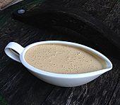 Leichte Erdnusssauce mit Joghurt (Bild)