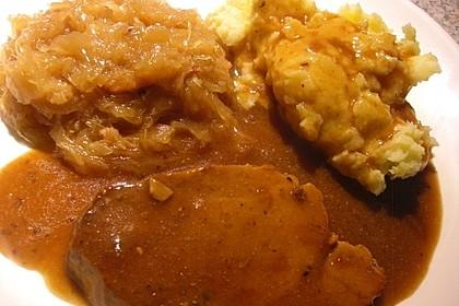 Sauerkraut  böhmisch 1