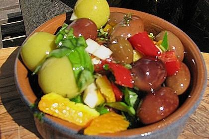 """Eingelegte Oliven """"provenzalische Art"""" 10"""