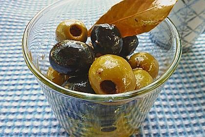 """Eingelegte Oliven """"provenzalische Art"""" 13"""