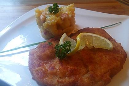 Wiener Schnitzel mit steirischem Kartoffelsalat 1