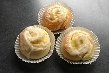Hefe Schneckenkuchen - Chinois 7