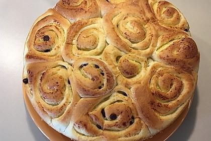 Hefe Schneckenkuchen - Chinois 4