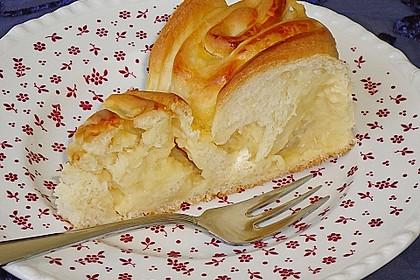 Hefe Schneckenkuchen - Chinois 3