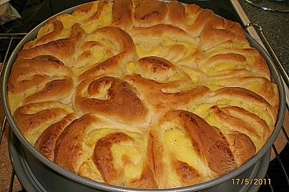 Hefe Schneckenkuchen - Chinois 12