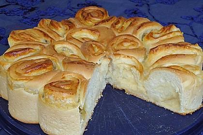 Hefe Schneckenkuchen - Chinois 5
