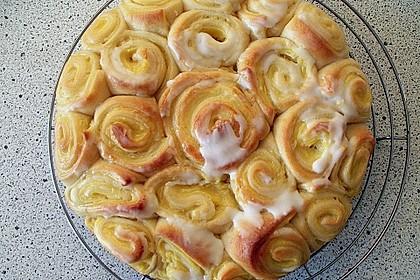 Hefe Schneckenkuchen - Chinois 24