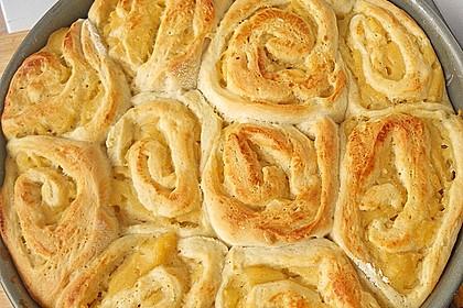 Hefe Schneckenkuchen - Chinois 25