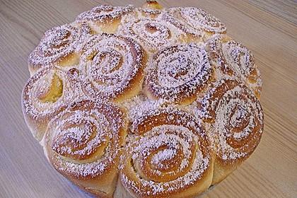Hefe Schneckenkuchen - Chinois