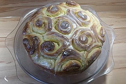Hefe Schneckenkuchen - Chinois 11
