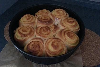 Hefe Schneckenkuchen - Chinois 50