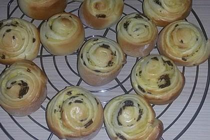 Hefe Schneckenkuchen - Chinois 33