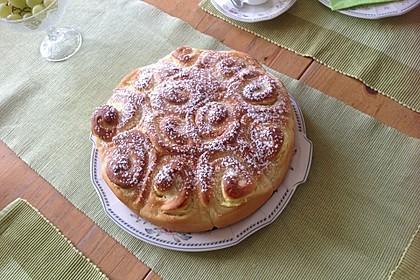 Hefe Schneckenkuchen - Chinois 45