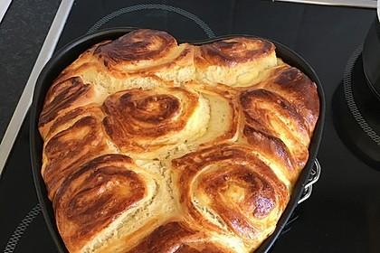 Hefe Schneckenkuchen - Chinois 22