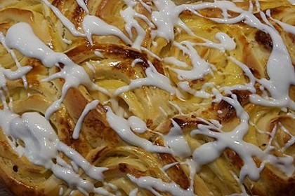 Hefe Schneckenkuchen - Chinois 9