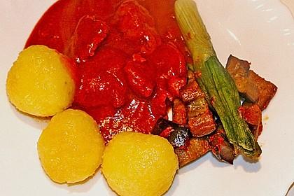 """""""el pavo"""" mit Ingwer und Tomaten 1"""