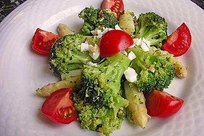Spargel - Brokkoli - Salat 3