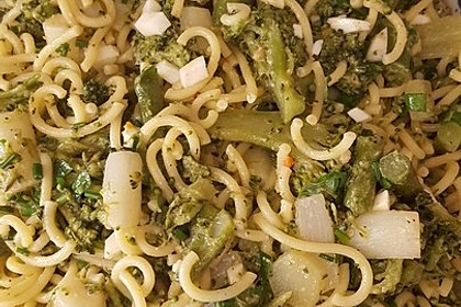 Spargel - Brokkoli - Salat 11