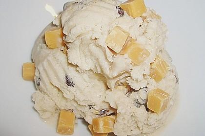 Bananen - Karamell - Eis