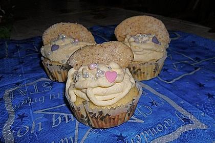 Vanillekipferl - Cupcakes 5
