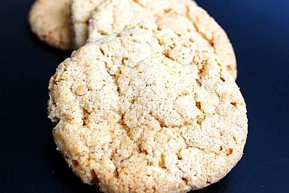 Saftige Erdnussbutter - Cookies 4