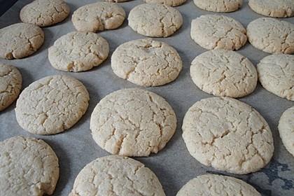 Saftige Erdnussbutter - Cookies 32