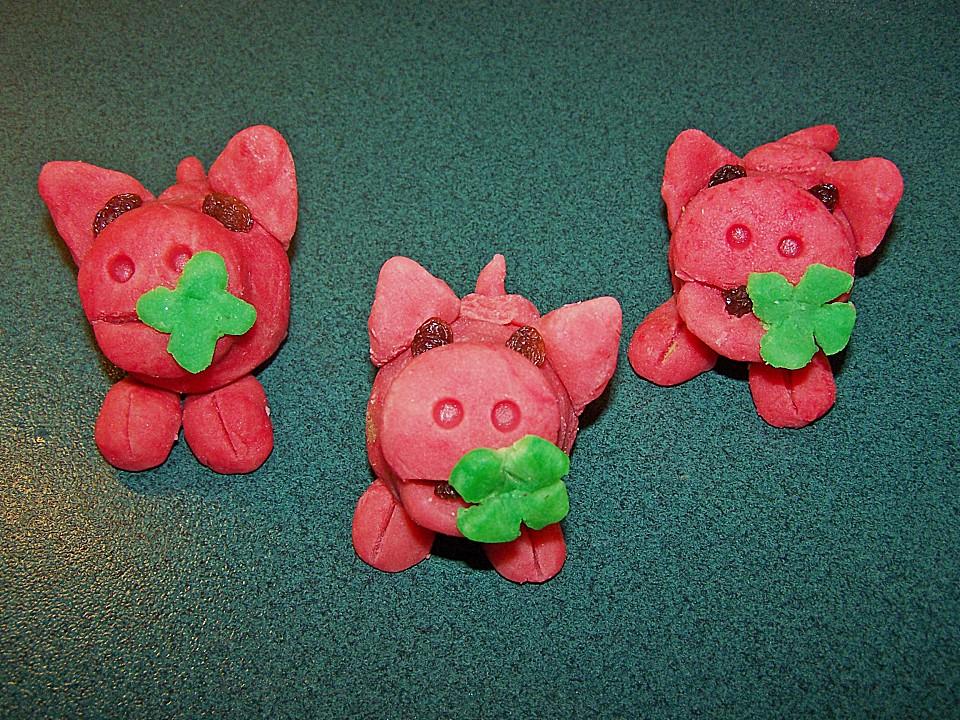Briefe Für Neues Jahr : Glücksschweine für´s neue jahr rezept mit bild chefkoch