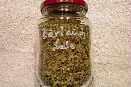 Bärlauch - Salz 26