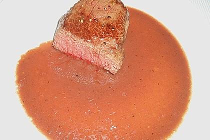 Rindersteaks - sanft garen mit Niedrigtemperatur 46
